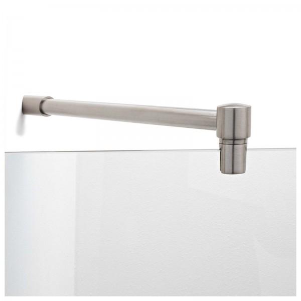 Fixum Stabilisationsstange Glas-Wand 45°